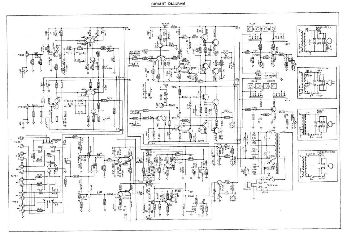 Schemi Elettrici Hobby : Nad schematics