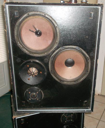 remonter bobine d un haut parleur