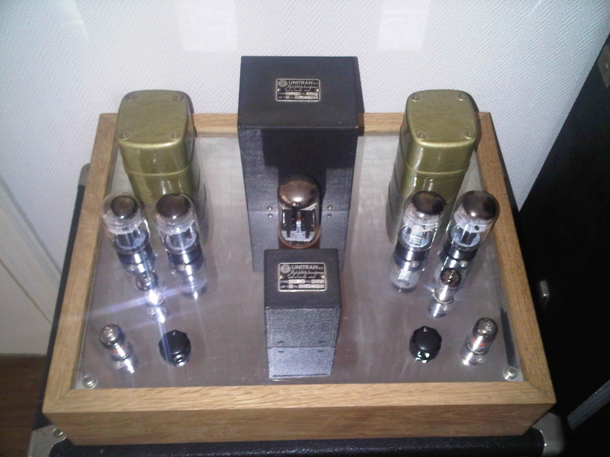 Tsf Radio Forum Amp Schematic Http Homeproviewcom Ecl82amplifierschematichtm Merci Beaucoup Pour La Documentation De Soparelec Jai Construit Version Stereo Dun Amplificateur Ampex 620 Avec Des Transfos Sortie Supersonic W15