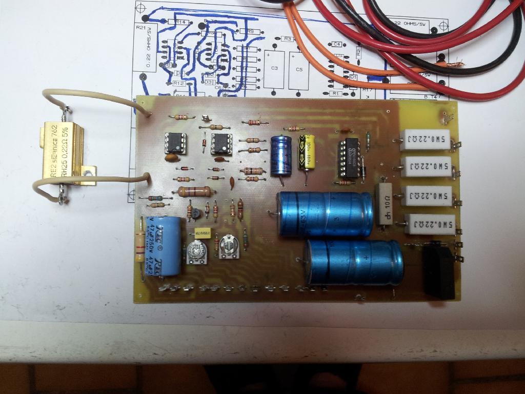 Tsf radio forum cms - Comment controler un condensateur ...