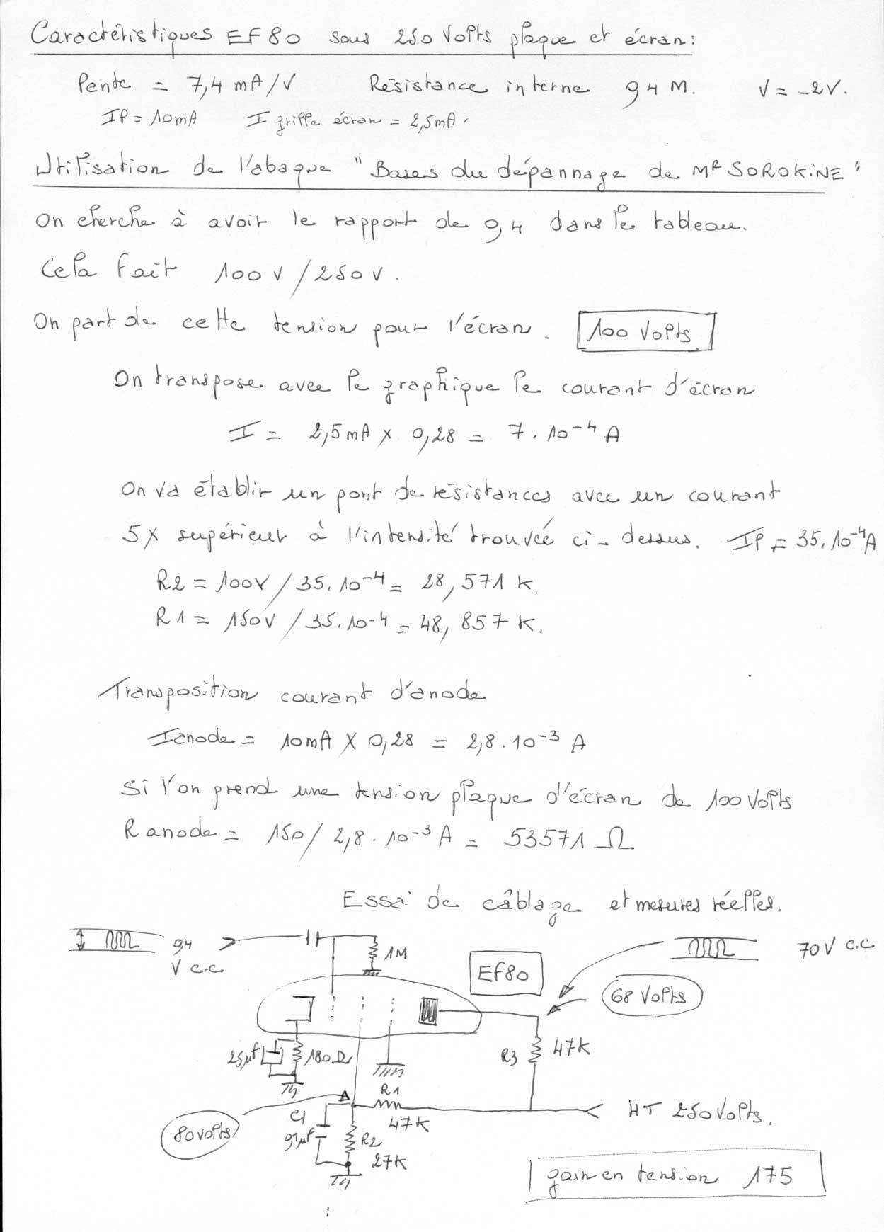 oscillographe mécanique papier