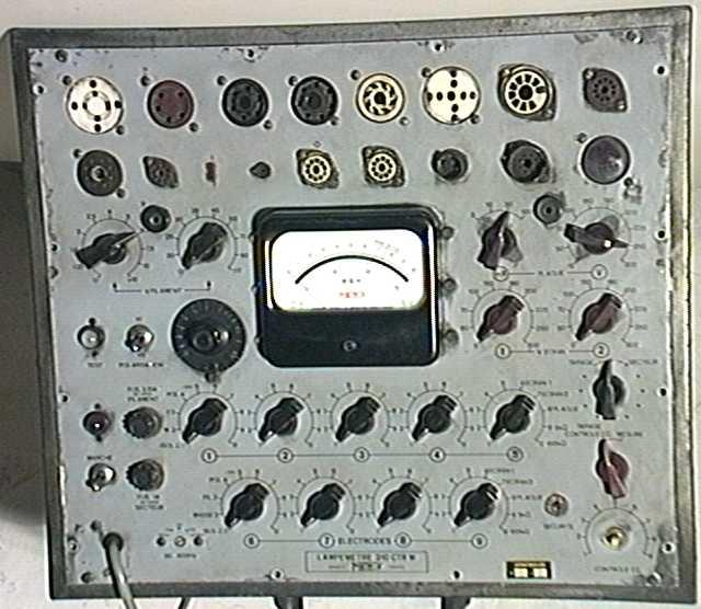 Lampemetre metrix 310